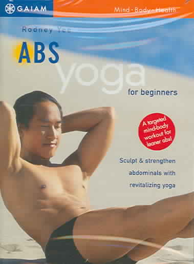 ABS YOGA BY YEE,RODNEY (DVD)